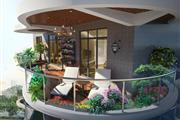 巧借阳台,打造你梦想中的后花园!