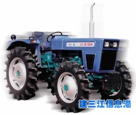 出售清江504拖拉机-车辆买卖-农用车辆-分类信息-建